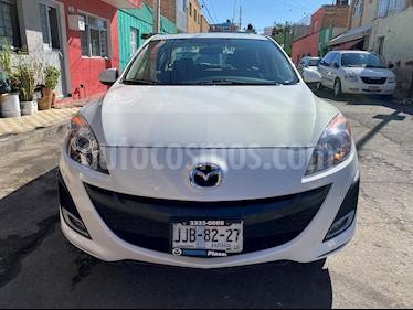 Mazda 3 Sedan I Sport Aut usado (2011) color Blanco Perla precio $129,000