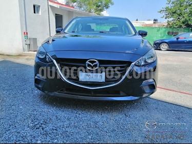 Foto Mazda 3 Sedan i Aut usado (2016) color Negro precio $198,000