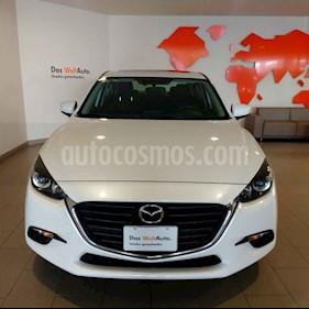 Mazda 3 Sedan i Touring usado (2018) color Blanco precio $248,000