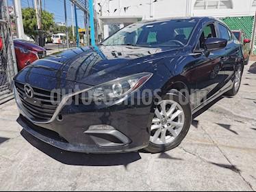 Mazda 3 Sedan i Touring usado (2016) color Negro precio $205,000