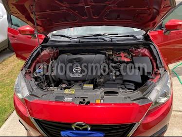 Mazda 3 Sedan i Aut usado (2015) color Rojo precio $160,000
