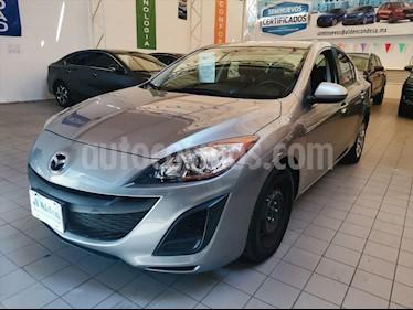 Mazda 3 Sedan i Aut usado (2011) color Gris precio $125,000