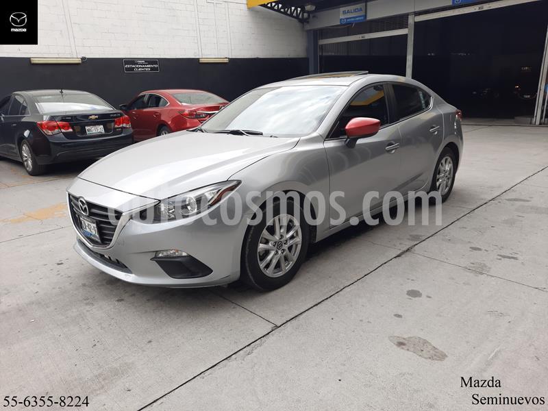 Mazda 3 Sedan i Touring Aut usado (2016) color Aluminio precio $219,900