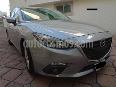 Mazda 3 Sedan i Touring usado (2014) color Gris Meteoro precio $155,000
