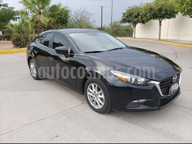 Mazda 3 Sedan i Touring Aut usado (2018) color Negro precio $239,000