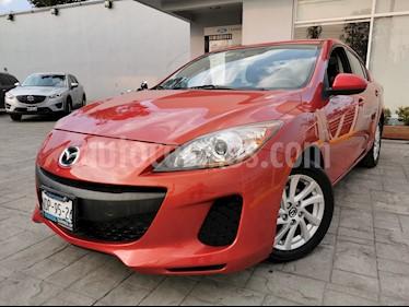 Mazda 3 Sedan i Touring Aut usado (2013) color Rojo precio $145,000