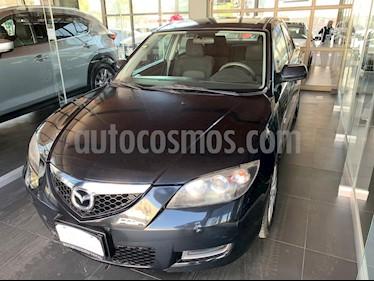 Mazda 3 Sedan i Touring Aut usado (2008) color Negro precio $69,000