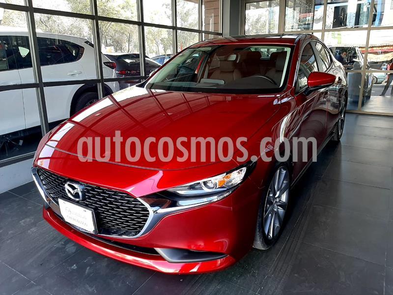 Mazda 3 Sedan i Sport usado (2020) color Rojo precio $320,000