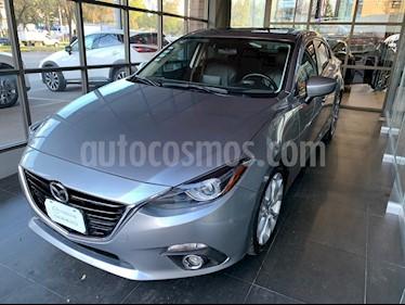 Mazda 3 Sedan s Grand Touring Aut usado (2016) color Aluminio precio $213,000