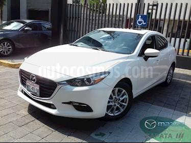 Foto Mazda 3 Sedan i Touring usado (2018) color Blanco Perla precio $270,000