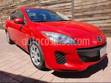 Mazda 3 Sedan i usado (2013) color Rojo precio $135,000