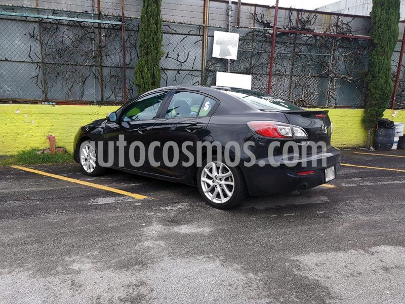 Mazda 3 Sedan s usado (2012) color Negro precio $119,000