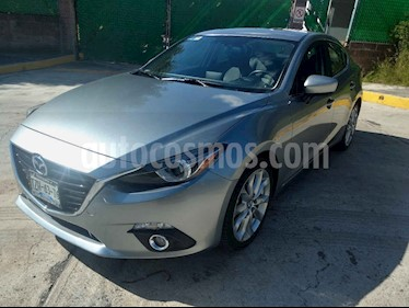 Mazda 3 Sedan s Grand Touring Aut usado (2016) color Plata precio $257,000