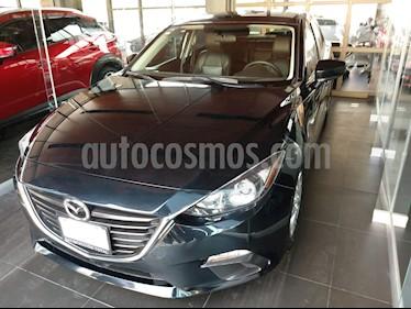 Mazda 3 Sedan i Touring usado (2016) color Negro precio $206,000