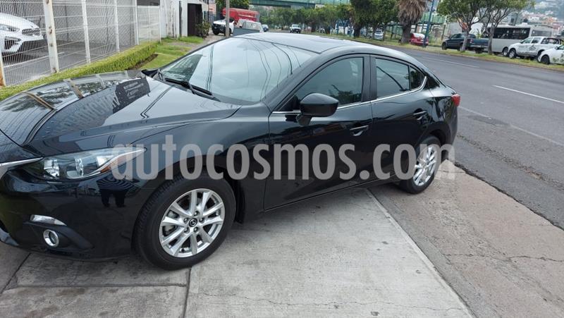 Mazda 3 Sedan i 2.0L Touring Aut usado (2015) color Negro precio $189,000