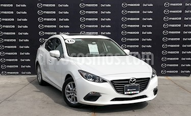 Mazda 3 Sedan i 2.0L Touring Aut usado (2016) color Blanco precio $230,000