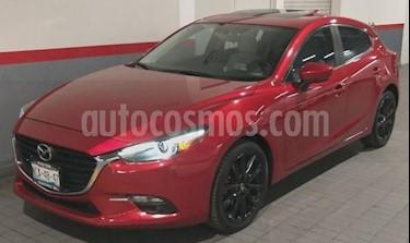 Mazda 3 Sedan s Grand Touring Aut usado (2018) color Rojo precio $315,000
