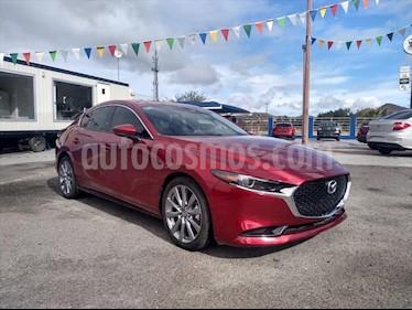Mazda 3 Sedan i Grand Touring Aut usado (2019) color Rojo precio $340,000