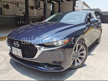 Mazda 3 Sedan s Grand Touring Aut usado (2019) color Azul Marino precio $335,000