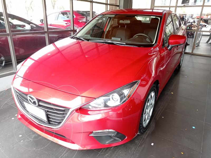 Foto Mazda 3 Sedan i Aut usado (2016) color Rojo precio $178,000