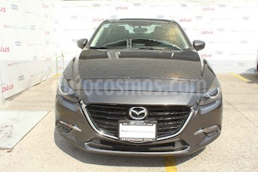 Mazda 3 Sedan s usado (2017) color Gris precio $265,000