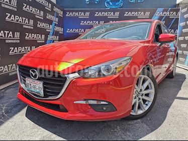 Mazda 3 Sedan I Sport Aut usado (2018) color Rojo precio $265,000