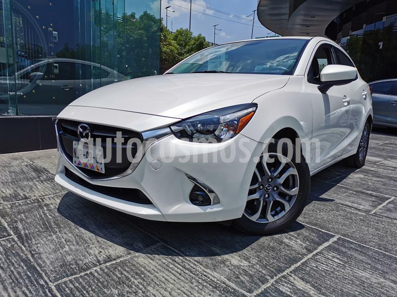 Mazda 3 Sedan i Grand Touring Aut usado (2019) color Blanco Perla precio $265,000