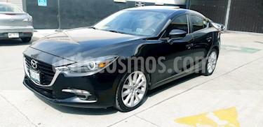 Mazda 3 Sedan s Grand Touring Aut usado (2018) color Negro precio $304,900