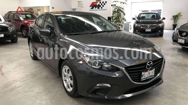 Mazda 3 Sedan i usado (2016) color Negro precio $189,000
