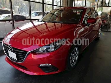 Mazda 3 Sedan i Aut usado (2015) color Rojo precio $175,000