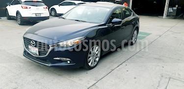 Mazda 3 Sedan s usado (2018) color Azul Marino precio $279,900