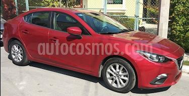 Mazda 3 Sedan i Touring Aut usado (2014) color Rojo precio $182,500