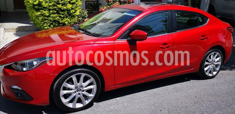 Mazda 3 Sedan i Sport usado (2016) color Rojo precio $204,000