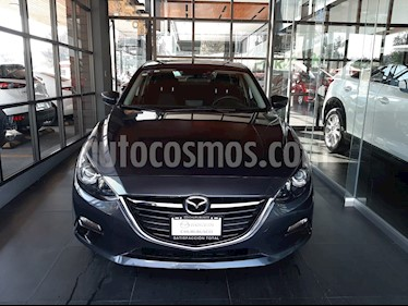 Foto Mazda 3 Sedan i 2.0L Touring Aut usado (2015) color Gris precio $187,000