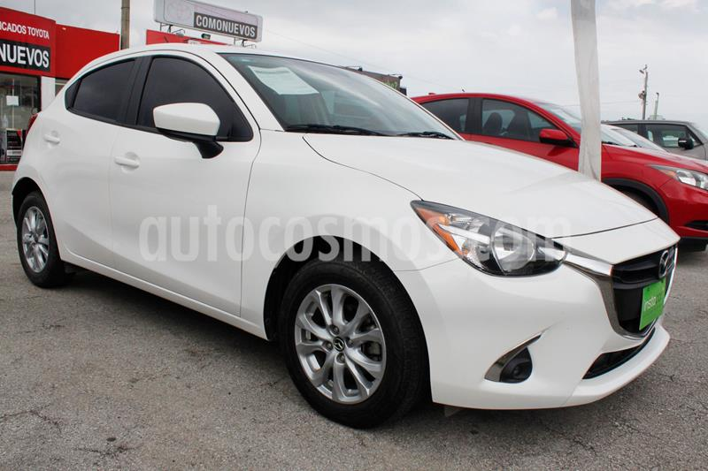 Mazda 3 Sedan i Touring usado (2018) color Blanco precio $215,000