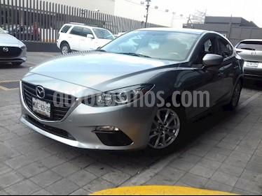 Mazda 3 Sedan i Touring usado (2015) color Aluminio precio $185,000