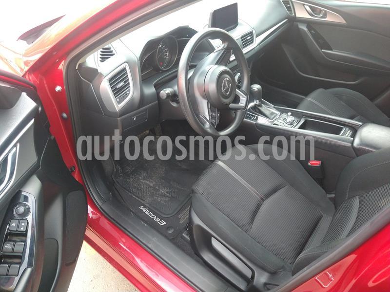 Mazda 3 Sedan i 2.0L Touring Aut usado (2017) color Rojo precio $240,000