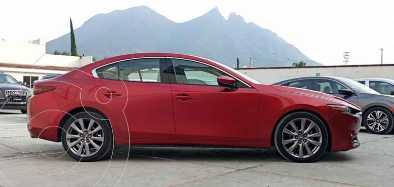 Mazda 3 Sedan i Grand Touring Aut usado (2019) color Rojo precio $339,000