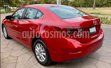 Mazda 3 Sedan i Aut usado (2018) color Rojo precio $250,000