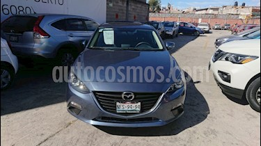 Mazda 3 Sedan i 2.0L Touring Aut usado (2015) color Azul precio $204,000