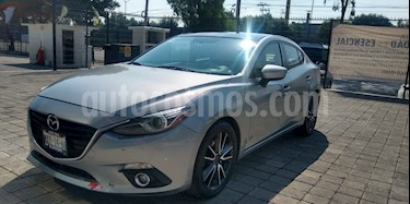 Mazda 3 Sedan s Grand Touring Aut usado (2016) color Plata precio $229,000