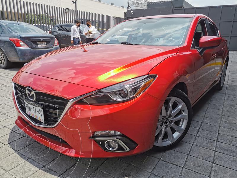 Foto Mazda 3 Sedan s Grand Touring Aut usado (2016) color Rojo precio $255,000
