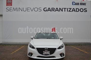 Foto Mazda 3 Sedan i Grand Touring Aut usado (2014) color Blanco Perla precio $210,000