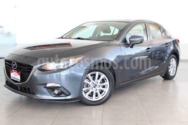 Mazda 3 Sedan s usado (2014) color Gris precio $187,000