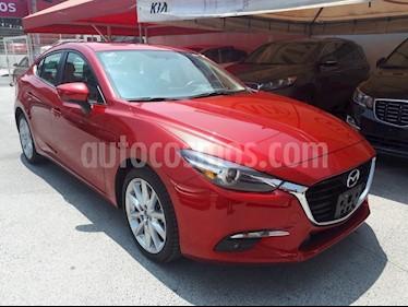Foto Mazda 3 Sedan s Grand Touring Aut usado (2018) color Rojo precio $320,000