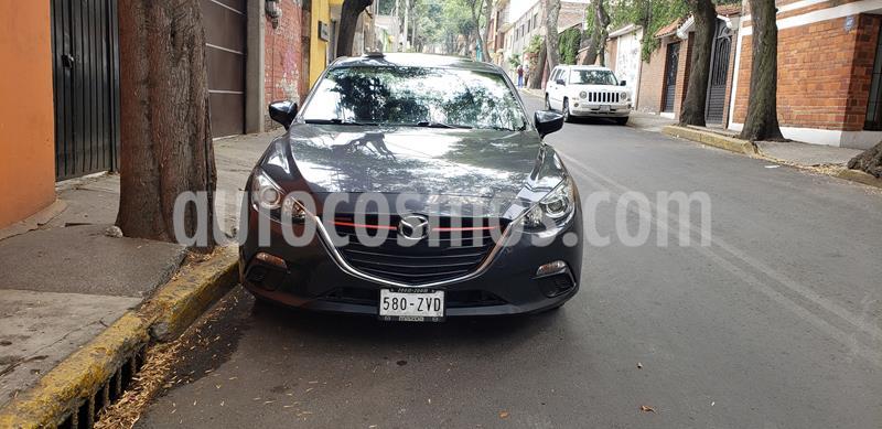 Mazda 3 Sedan i Touring usado (2014) color Gris precio $145,000