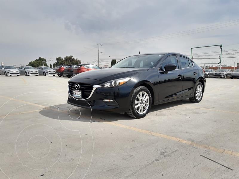 Mazda 3 Sedan i Touring usado (2018) color Negro precio $250,000