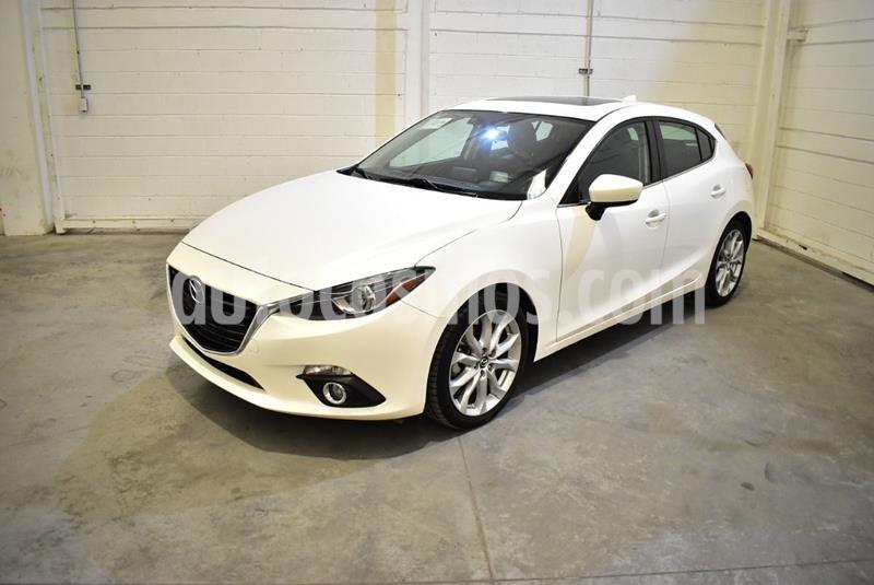 Mazda 3 Sedan i Touring usado (2016) color Blanco precio $225,000