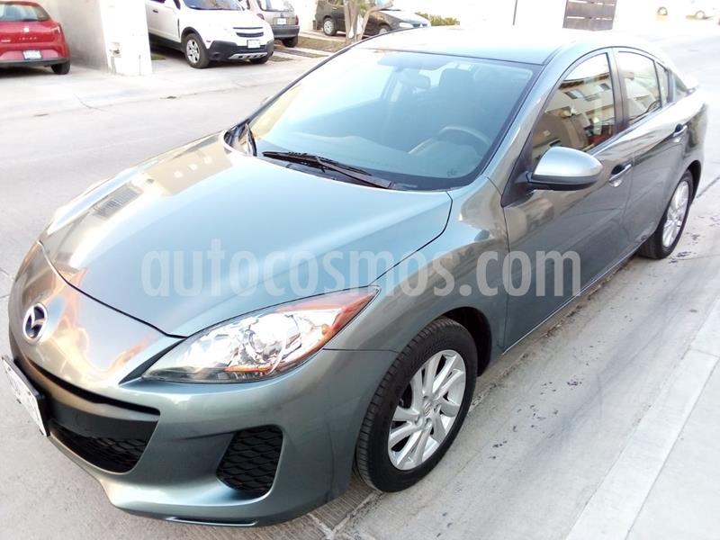 Mazda 3 Sedan i Touring usado (2012) color Gris Delfin precio $119,500