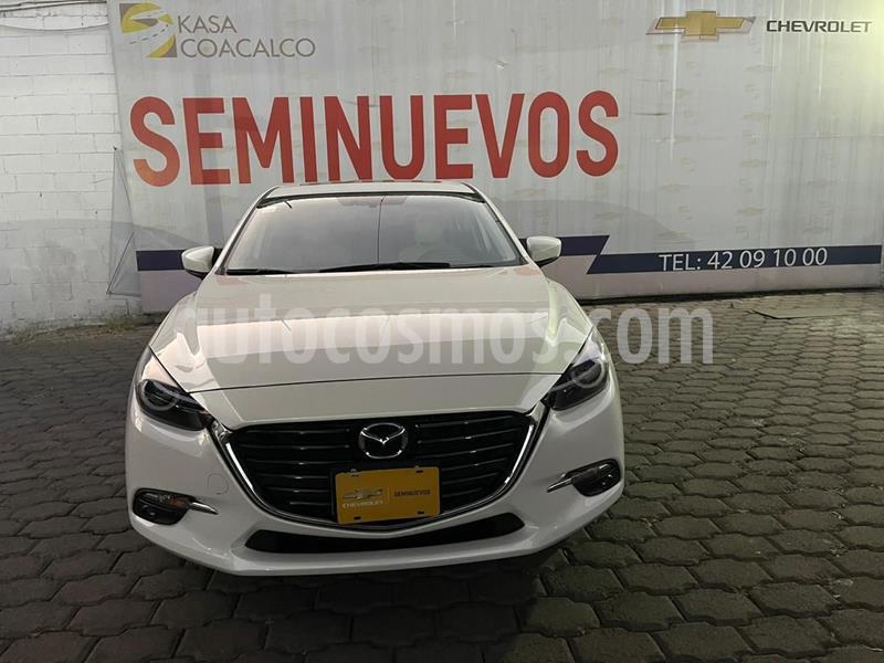 Mazda 3 Sedan i Touring usado (2018) color Blanco precio $285,000